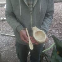 Introduction to Green Wood Carving Day Workshop